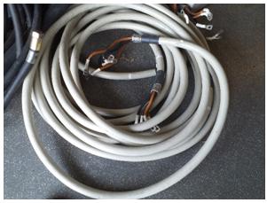 Gardientenkabel Filterplatte Gradientenanschluss